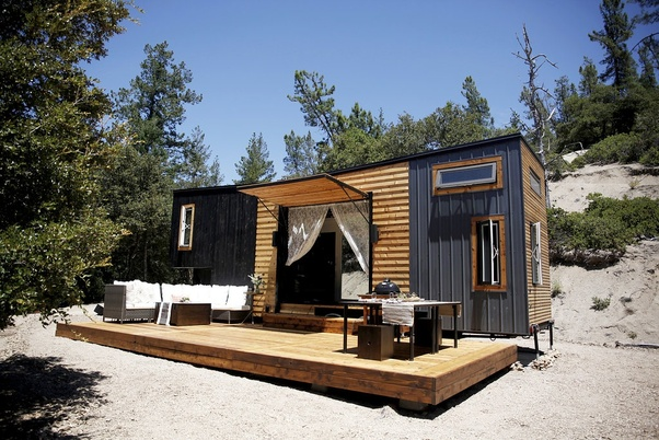 how much does it cost to build a tiny house quora. Black Bedroom Furniture Sets. Home Design Ideas