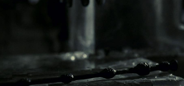 Could snape have defeated voldemort with the elder wand for Elder wand made of