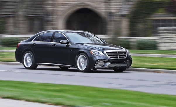 Why doesn't Mercedes-AMG S65 use 9G-MCT transmission rather