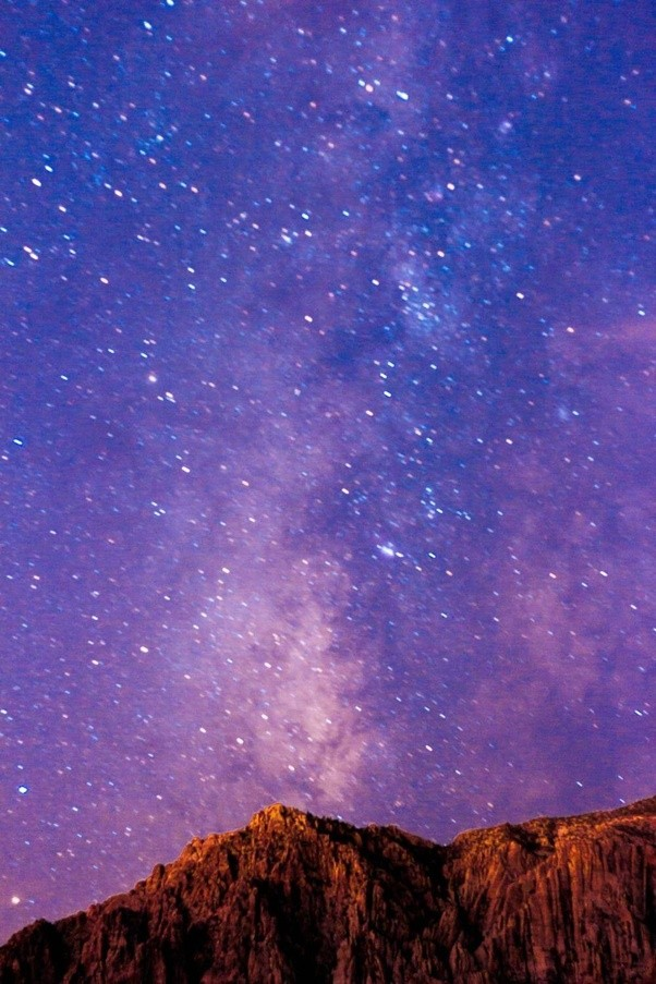 Milky Way pictures: Alex Cherneys photos of galaxy seen