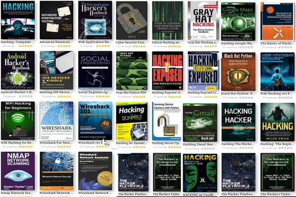 I want to learn hacking  What is a good book? - Quora