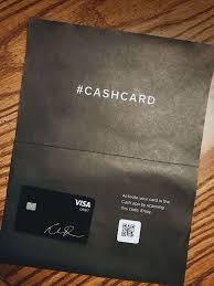 they even issue their visa debit cards that could be used with your credit card as the financial backing for the purchases made with it - Visa Debit Card App