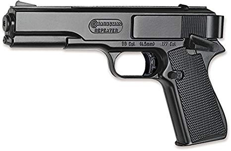 What air pistol do you recommend for beginner air pistol for