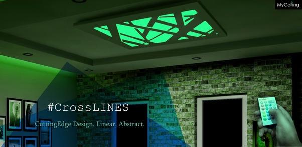 How to paint a new pop false ceiling - Quora