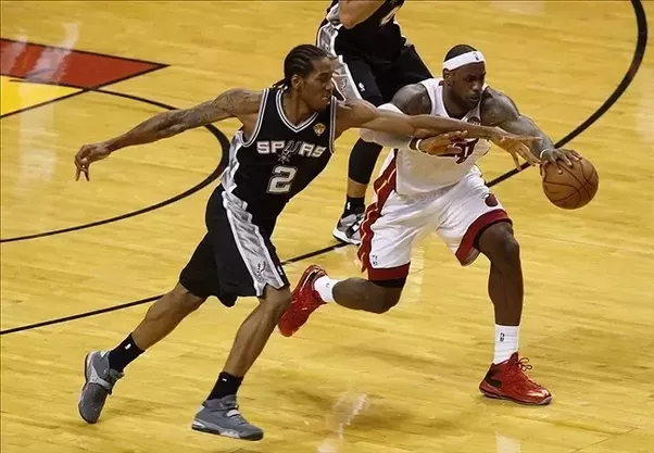 What Makes Kawhi Leonard Such A Good Defender Quora