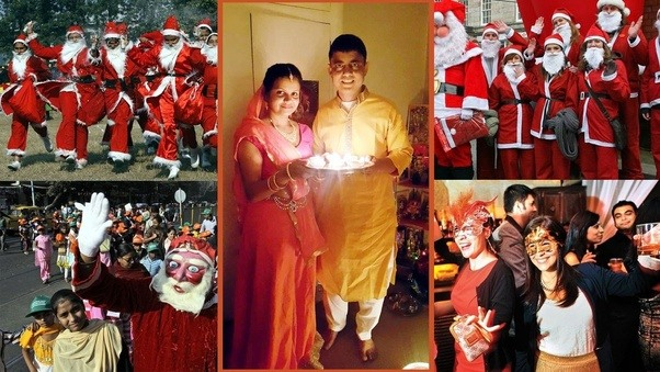 different people celebrate it differently and enjoy a number of things home for investment is what people do the most at this time - Do They Celebrate Christmas In India
