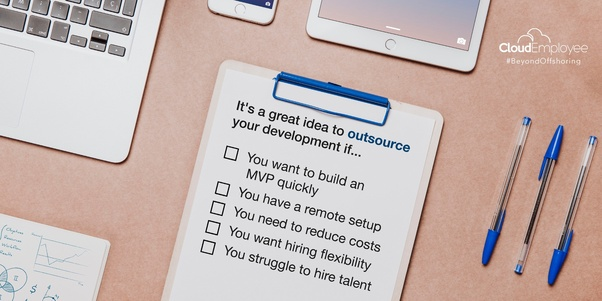 Technology Management Image: Is It A Good Idea For New Start-up To Outsource Software