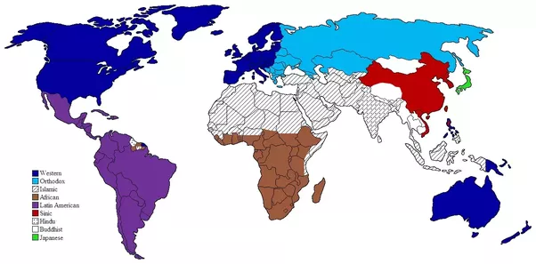 Are eastern europe and the near east considered part of the western are eastern europe and the near east considered part of the western world orthodox countries are considered eurasian or semi asian civilizations gumiabroncs Choice Image