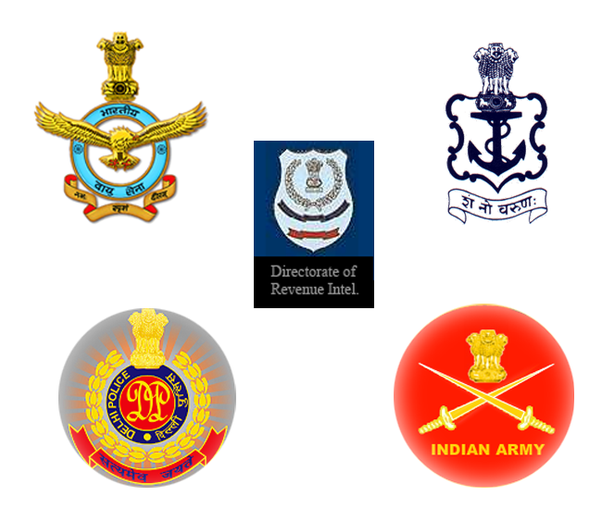 What Is The Difference Between Army Navy And Air Force Quora
