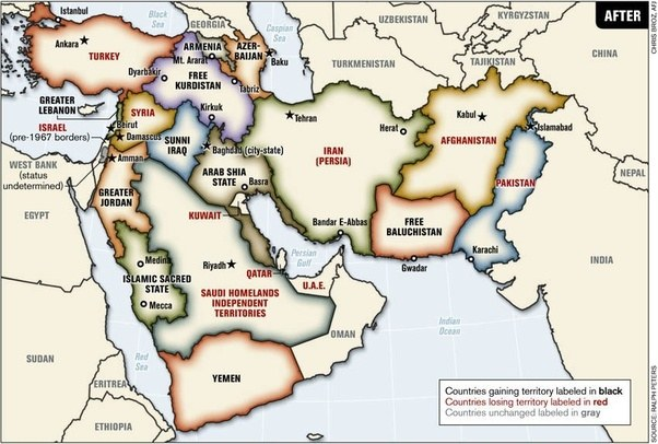 Is The Sykes Picot Line Worth Defending Why Or Why Not Quora