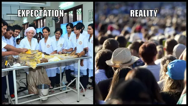 How has your life changed after joining AIIMS? - Quora