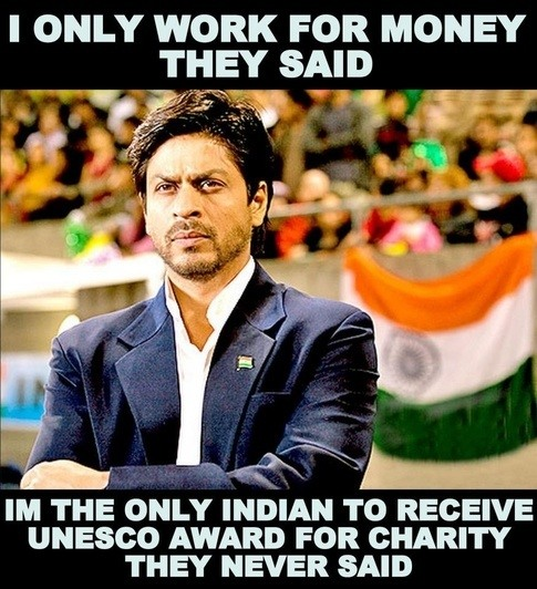 why do some people hate shah rukh khan so much quora