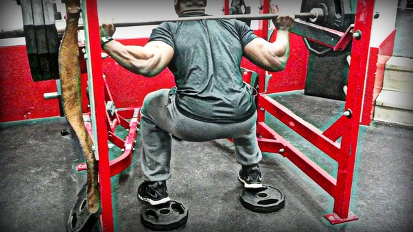 52e742dcbfc7 Is it better to deadlift and squat barefoot  - Quora