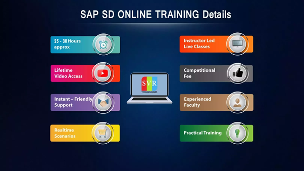 Which one is the best online training for a SAP SD? - Quora