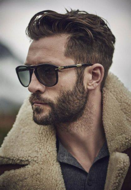 Style of facial hair for fat face