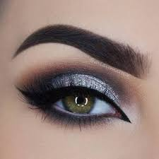 View Gray Eyeshadow Makeup Wallpapers