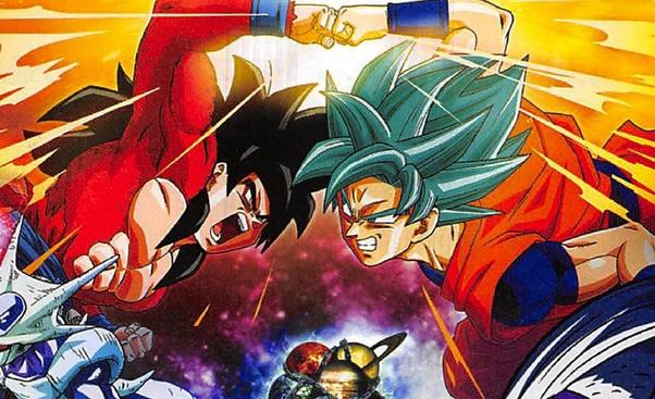 Why Have We Not Seen Vegeta And Goku Go Super Saiyan 4 Quora