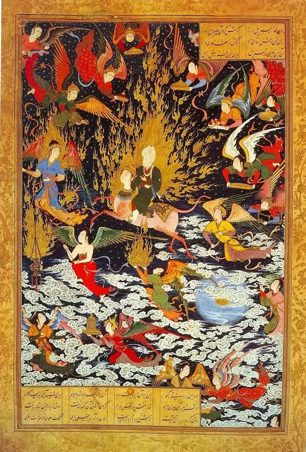 Is There Any Link Between Dantes Divine Comedy And The Arab Culture