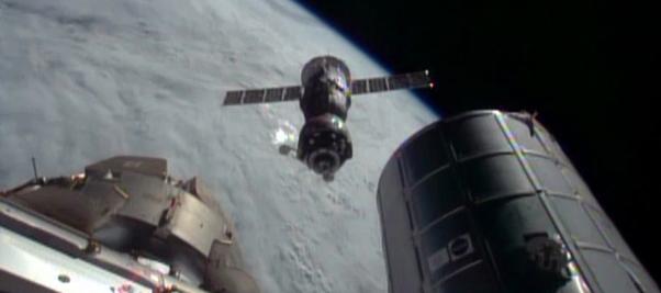 international space station astronauts return to earth - photo #47