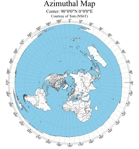 What is the flat earth theory quora flat earth society religion claims here is the antarctic centered map gumiabroncs Gallery