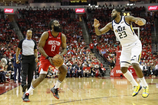 Who Is More Un Guardable Kevin Durant Or James Harden Quora