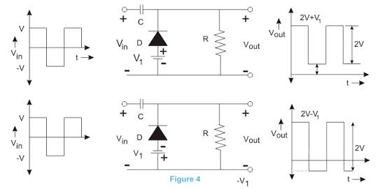 what is a clamping circuit quora rh quora com A Clamping Circuits Using Transistor Diode Clamp Circuit