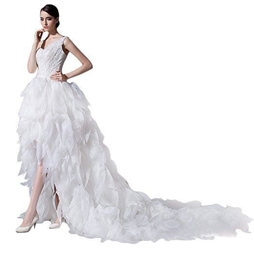 What is the typical price range for wedding dresses? - Quora