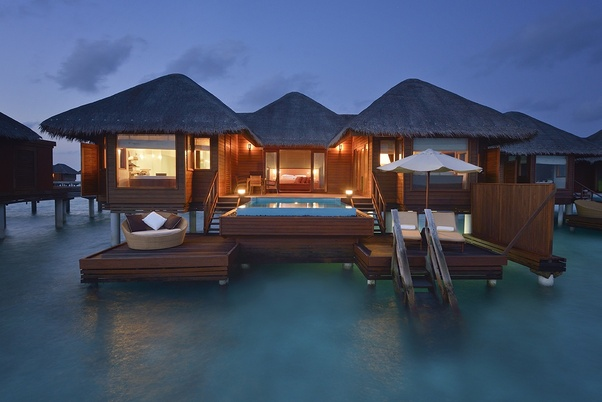 How Much Does It Cost To Stay At The Huvafen Fushi In The