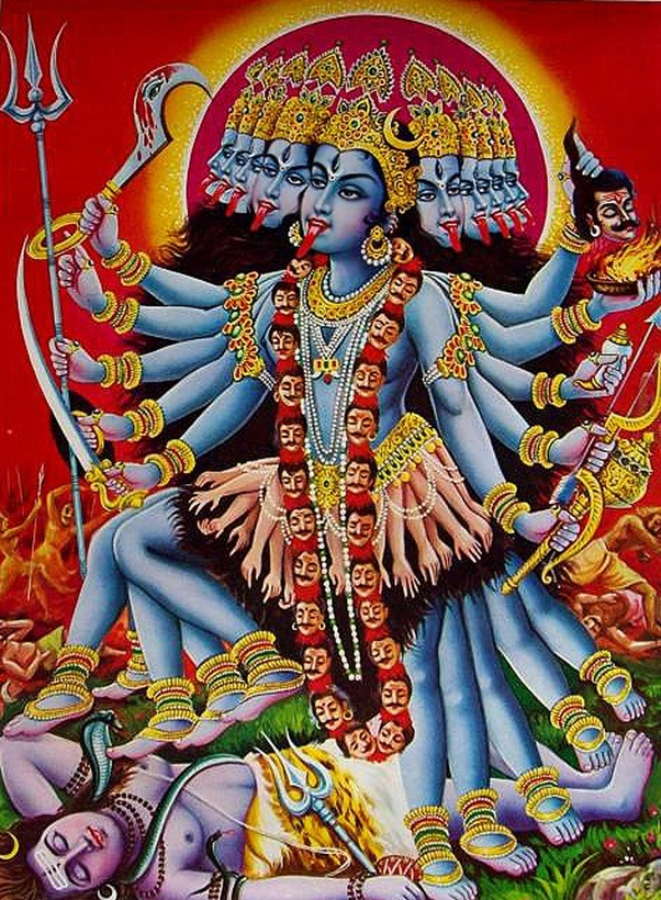 Why do some people believe Kali is dangerous to worship? - Quora