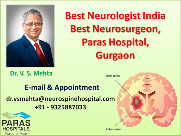 Which cancer hospitals in India are best for brain tumour surgeries