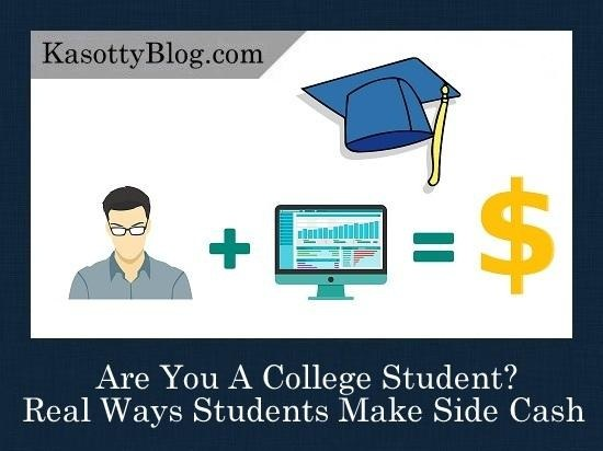 other ways to make money as a high school student