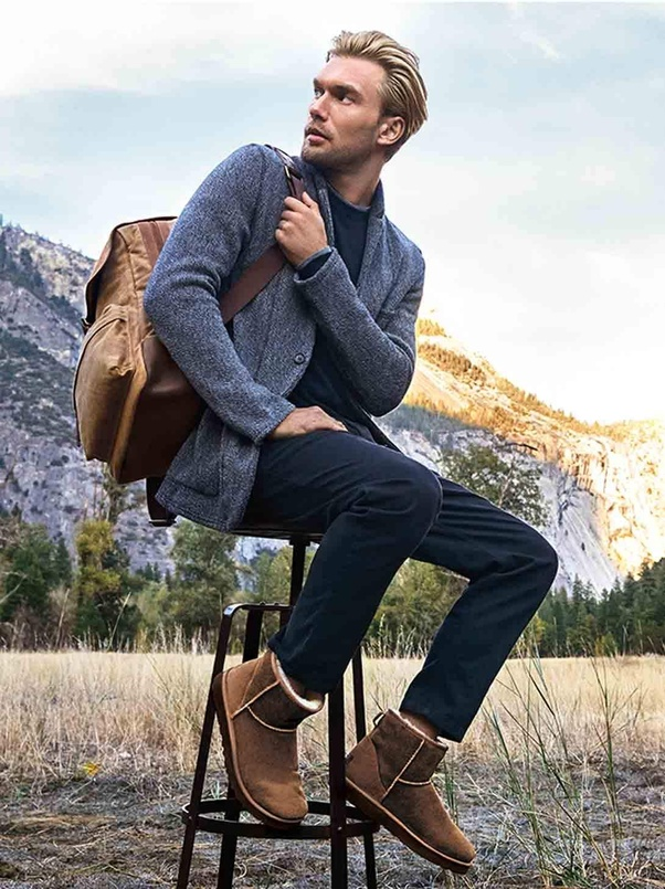 2c58deb6d22 What do you think about men wearing Uggs? - Quora