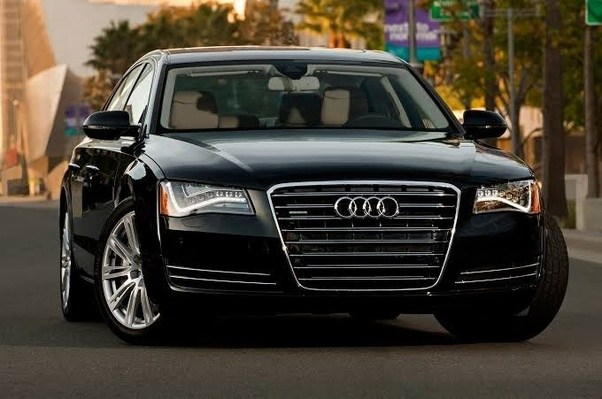 Black Color Goes Well For Luxury And Premium Sedan Cars Like Audi A8, BMW 7  Series, Mercedes Benz S Class