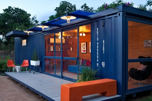 See More Of The Home Designs At 23 Surprisingly Gorgeous Homes Made From Shipping  Containers By BuzzFeed.