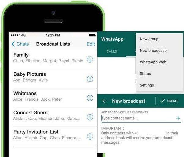 whatsapp-broadcast-list