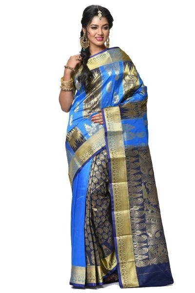 e5f75ba509 There are some other varieties also you can wear during wedding season such  as maheshwari silk, matka silk, bomkai silk etc.