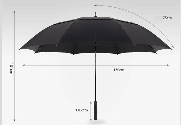 Which Size Is The Best For A Rain Umbrella Quora