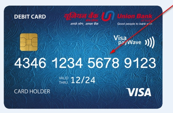 How To Know My Debit Card Account Number Quora