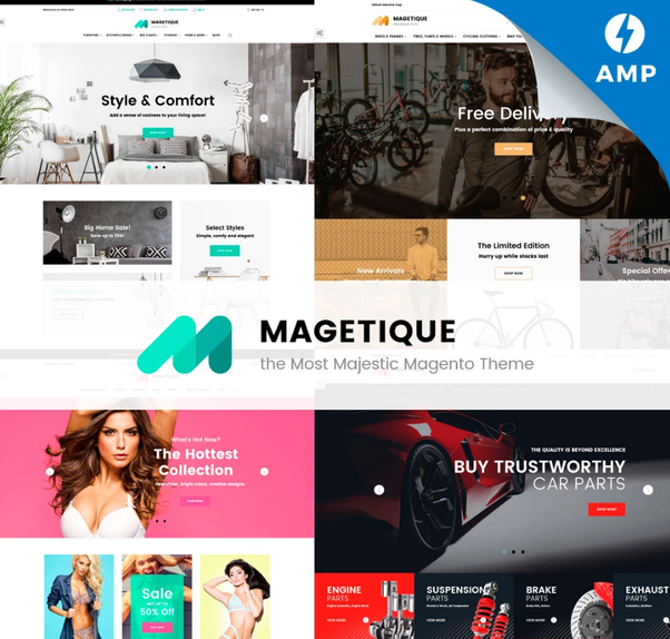 Where can I find high quality Magento templates? - Quora