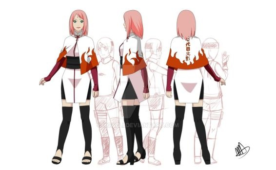 Do you think Sakura should become the next Hokage? - Quora