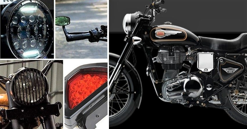 Where can I find Royal Enfield accessories in Hyderabad? - Quora