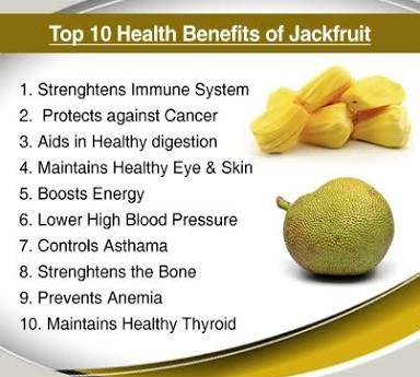 What Are The Benefits Of Eating Jackfruit Quora