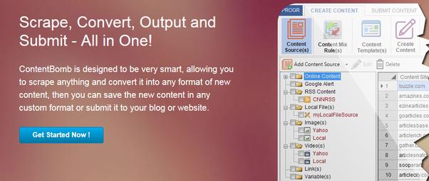 How to scrape videos from websites - Quora