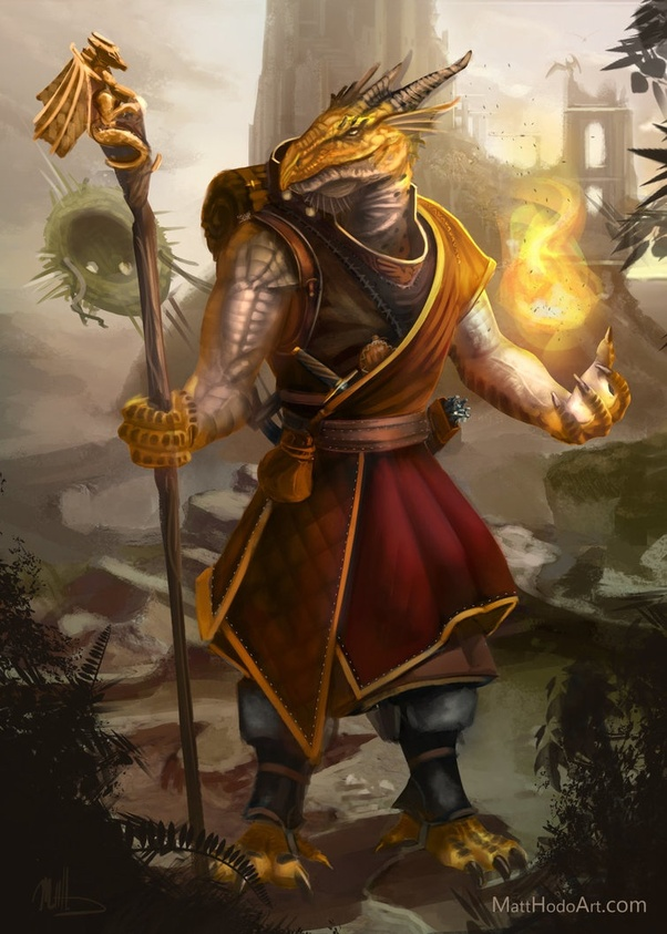 Dnd Copper Dragon: What Are Some Good Classes For Dragonborn In Dungeons