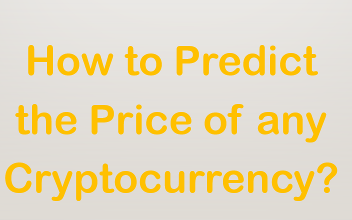 how to predict which cryptocurrency will rise