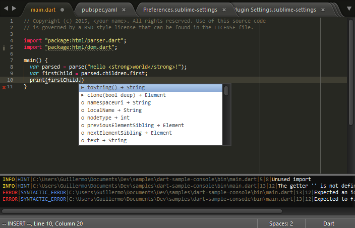 How to create cross-platform flutter apps in Sublime - Quora