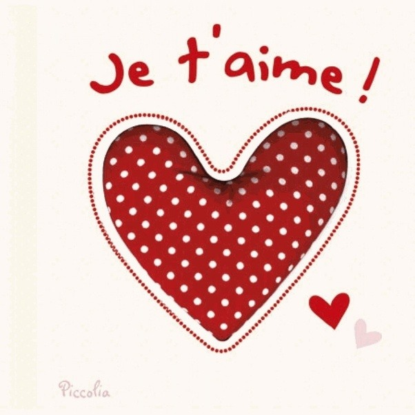 How You Say Love In French