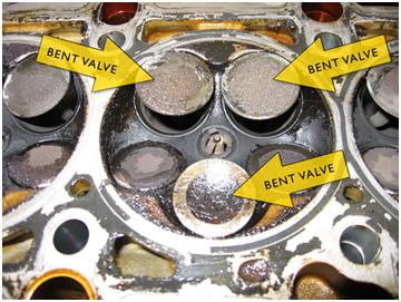 What are the causes of a Bent Valve of a car's engine? - Quora