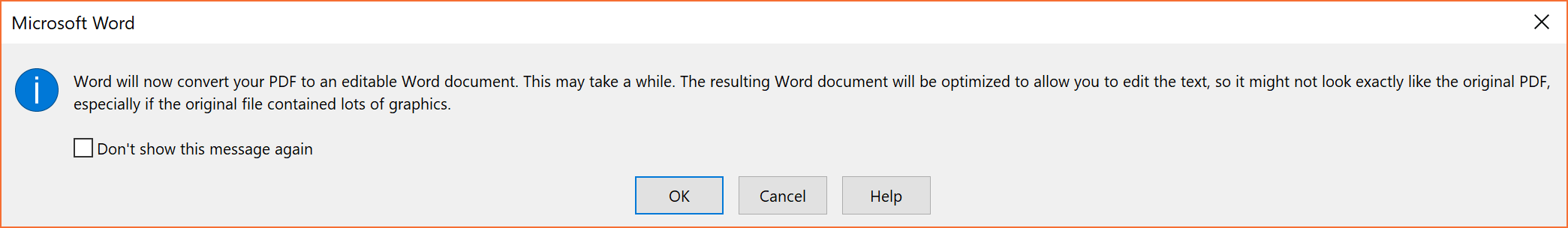 How to open PDF files in Microsoft Word - Quora