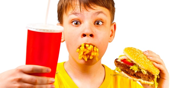Can you lose weight and eat fast food